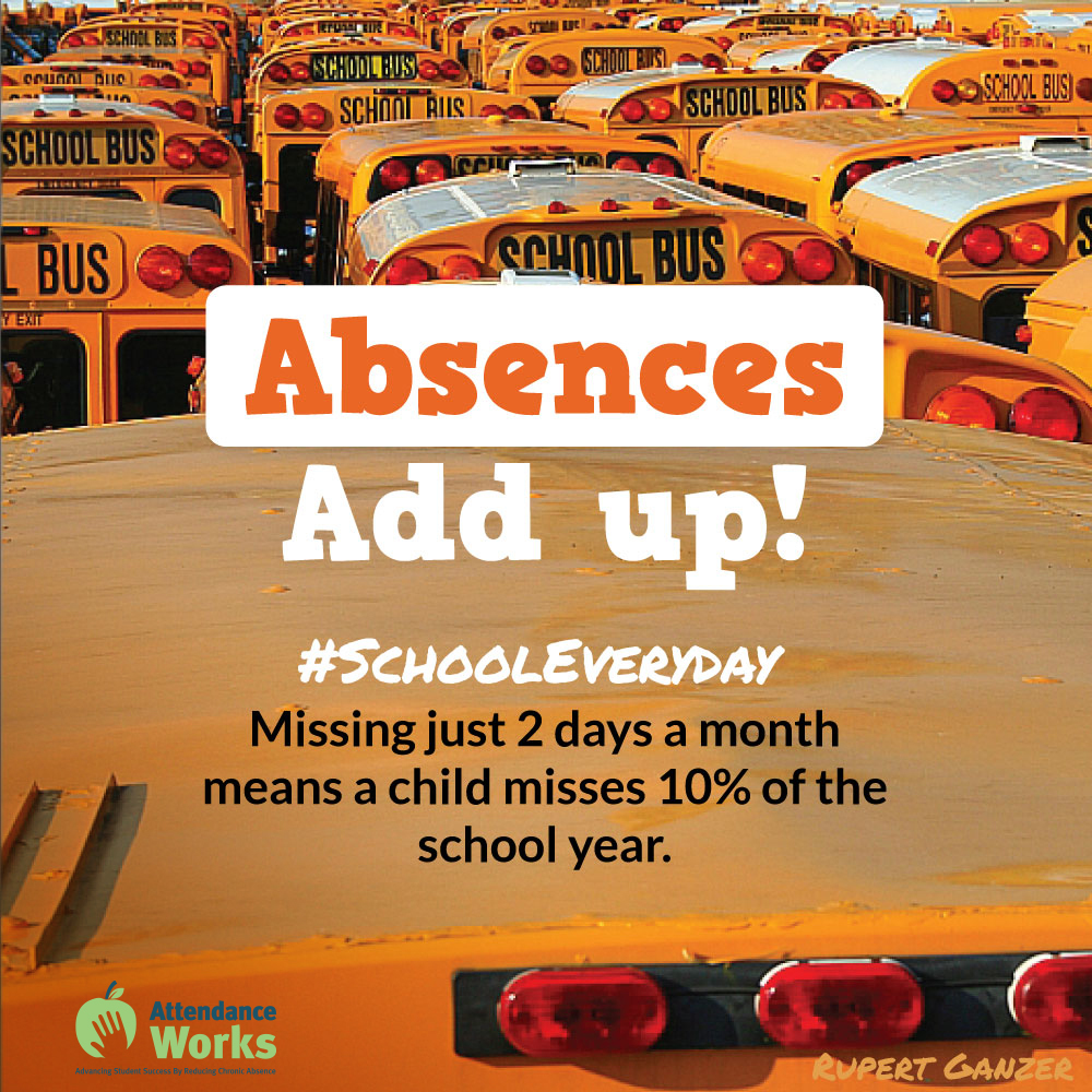 Attendance is important (whether virtual or in person)
