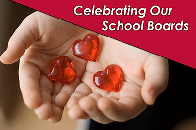 School Board Appreciation Week Oct 4-10