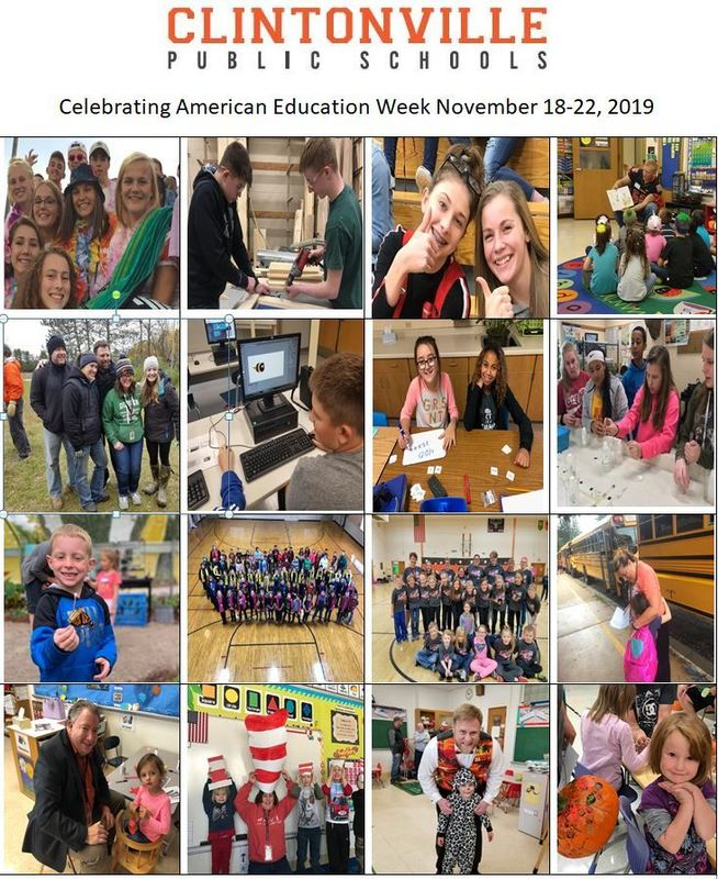 American Education Week November 18-22, 2019